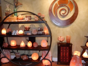 The Salt Cave carries some great gift items.