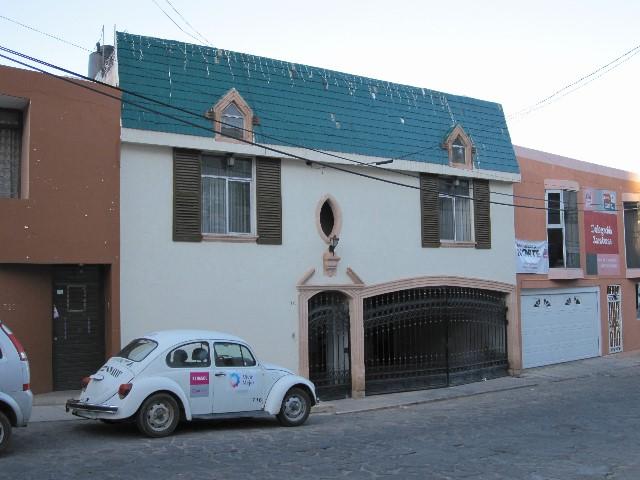 A homestay home in Zacatecas, Mexico. (Photo Beth Werber.)