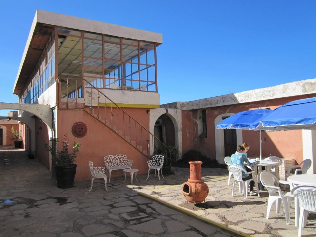 Fenix Language Institute, Zacatecas, Mexico. (Photo courtesy Beth Werber.)