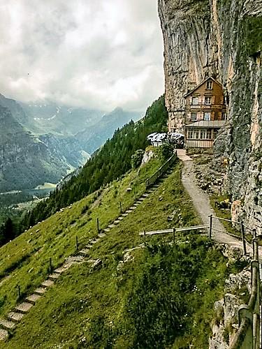 Berggasthaus Aescher 2