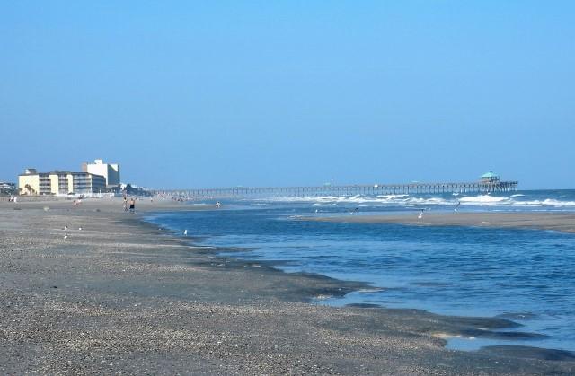 Folly Beach Fishing Pier