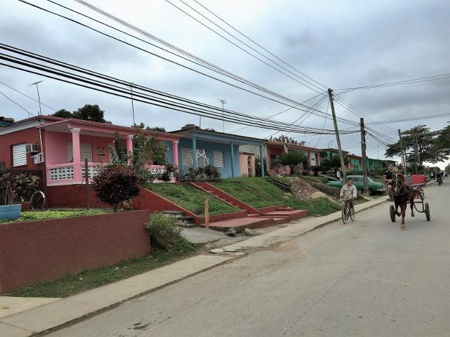 A street in Viñales.