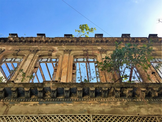 Change is coming to Cuba and buildings like this one may someday return to earlier glory.