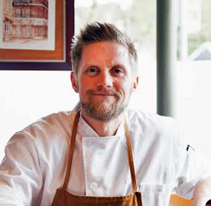 Chef Seamus Foran