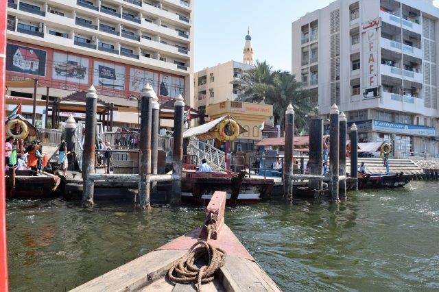 Dubai water taxis