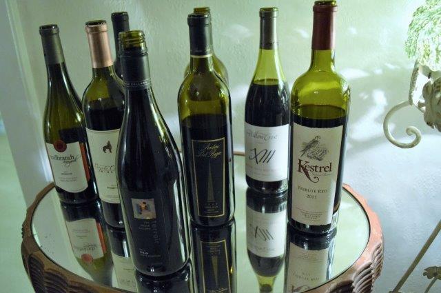 Prosser wines