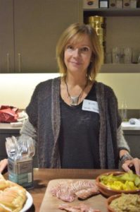 Smith Teamaker owner, Kim DeMent Smith.
