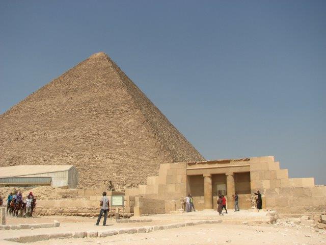 Great Pyramid.