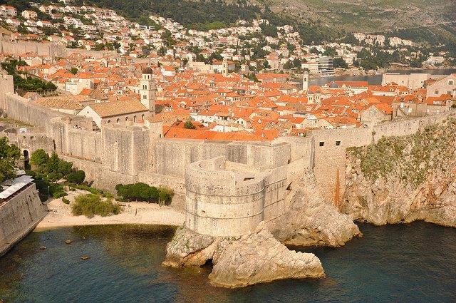 Dubrovnik Fort, Jennifer Boyer
