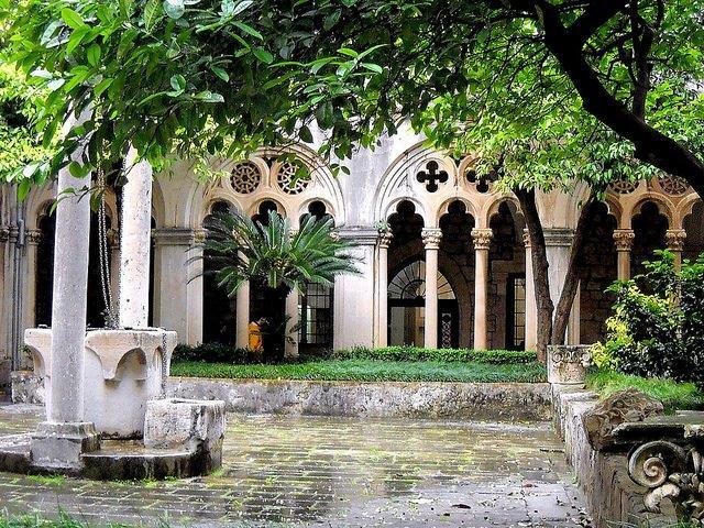 Franciscan Monastery, Allan Watt