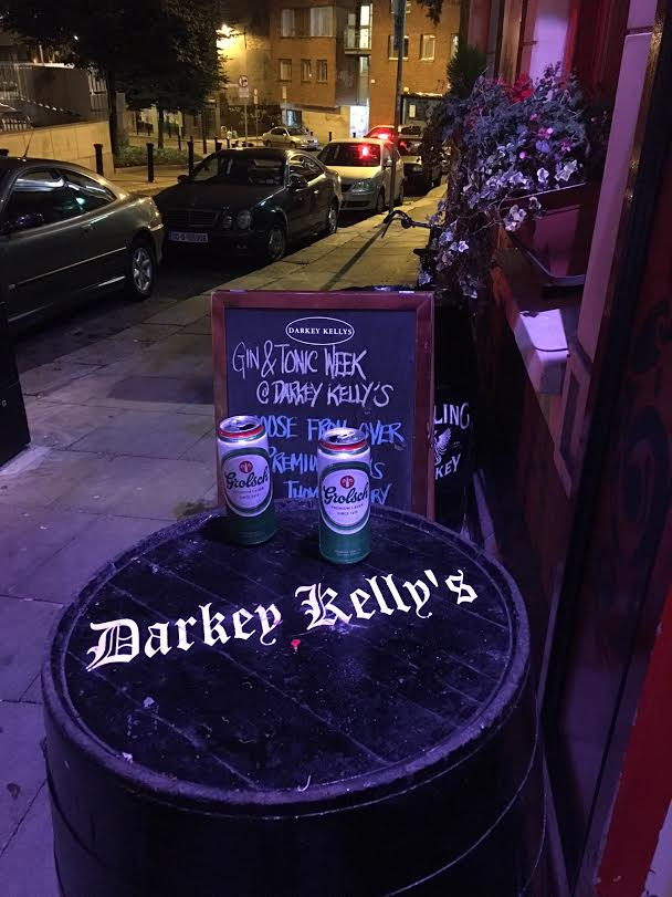 Darkey Kelley's