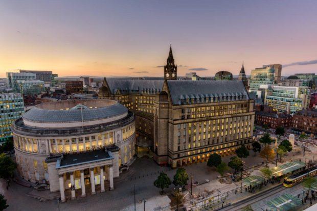 Visit Manchester /Rich J Jones