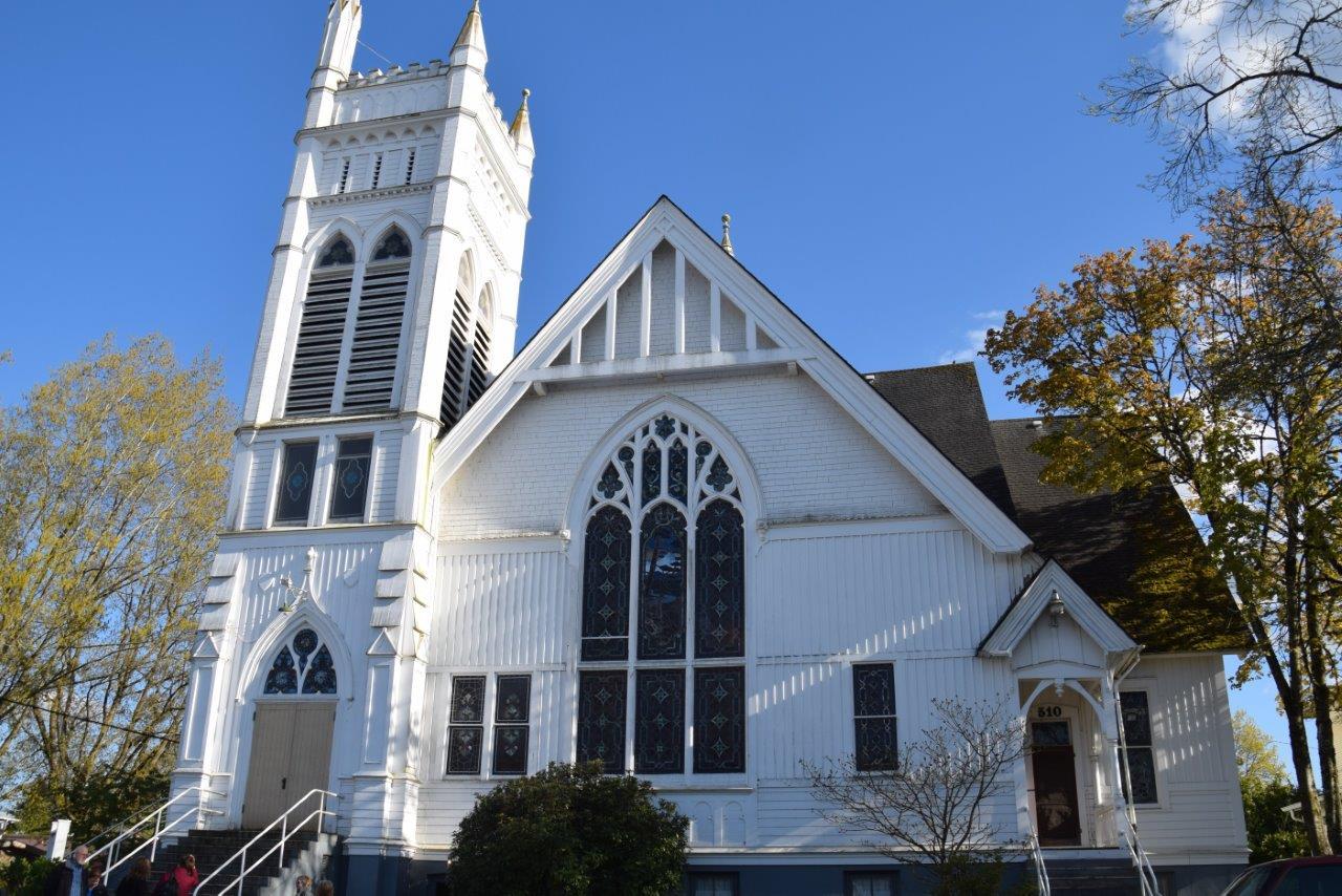 albany oregon, whitespires church