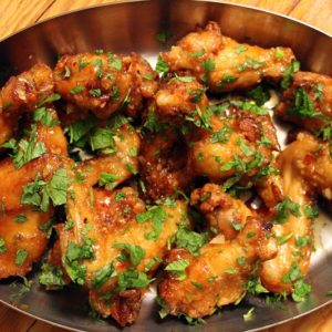 Vietnamese chicken wings recipe