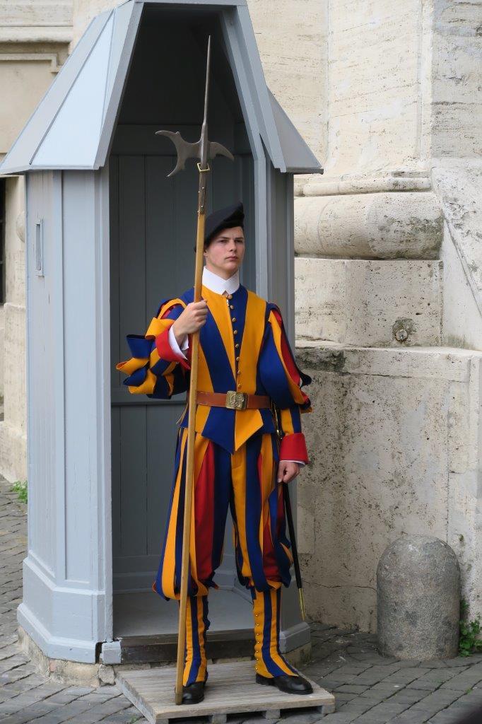 Vatican, visiting Rome