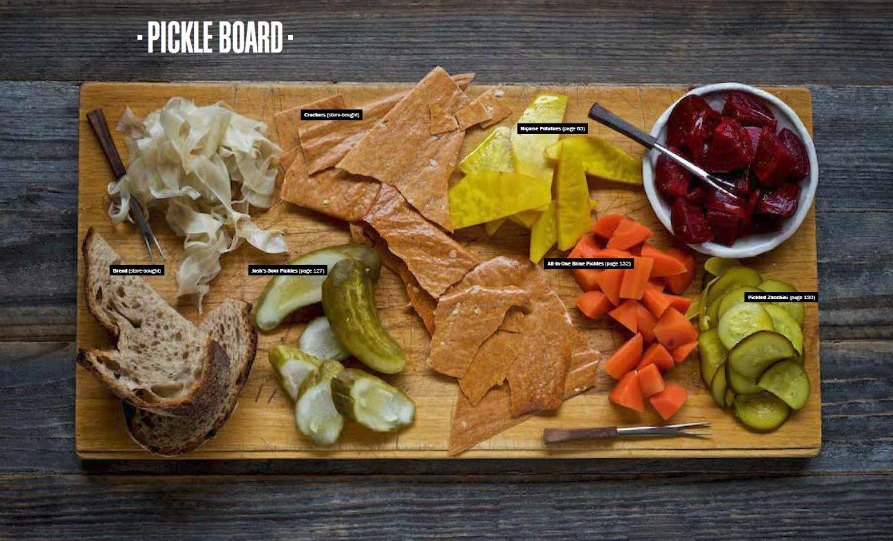 Pickle Board