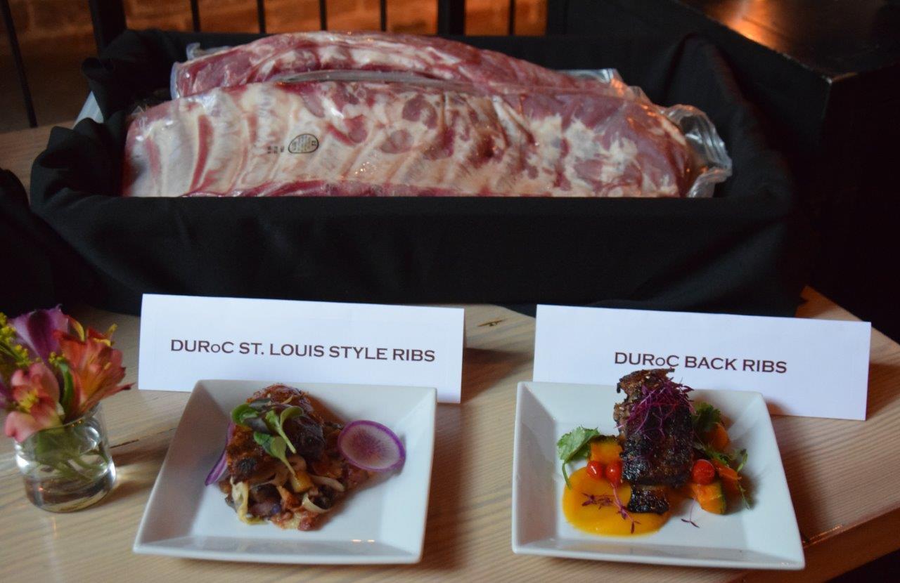 DURoC ribs