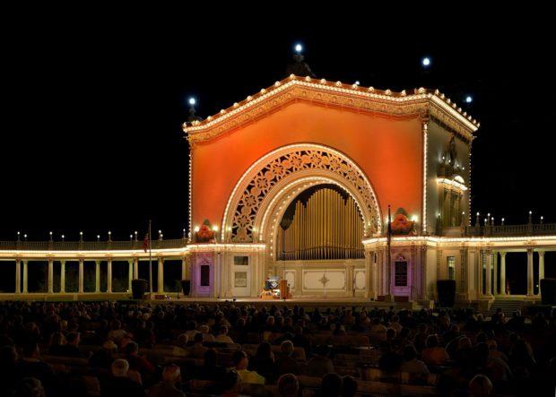 San Diego's Spreckels Organ Society