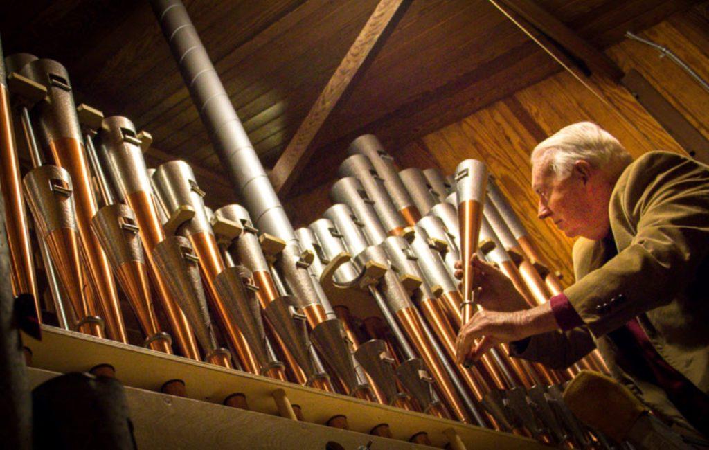 San Diego's Spreckels Organ