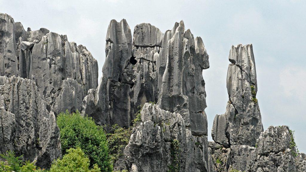 Wulong Karst National Geological Park