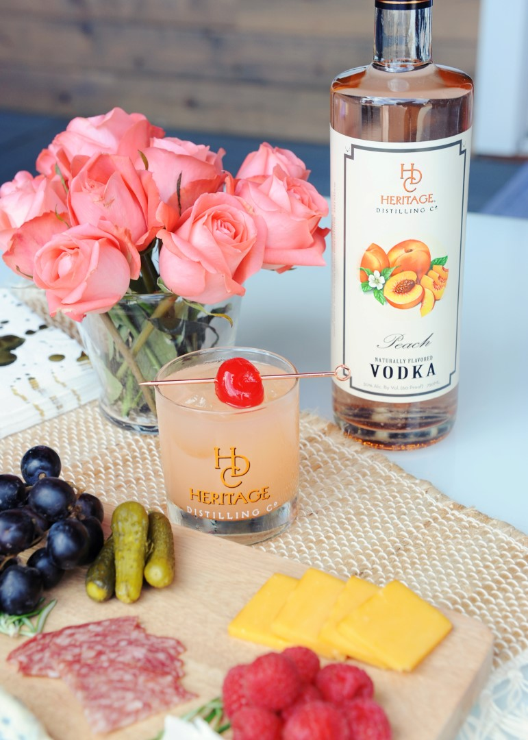 Summer Cocktail Recipes From Heritage Distilling