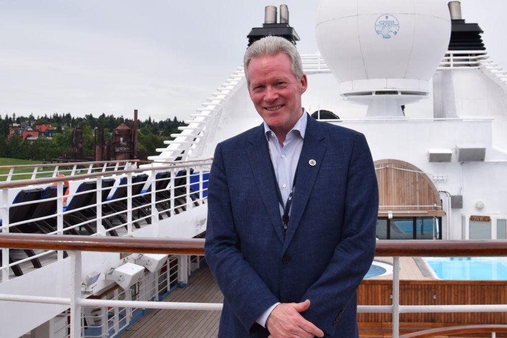 Windstar Cruises John Delaney