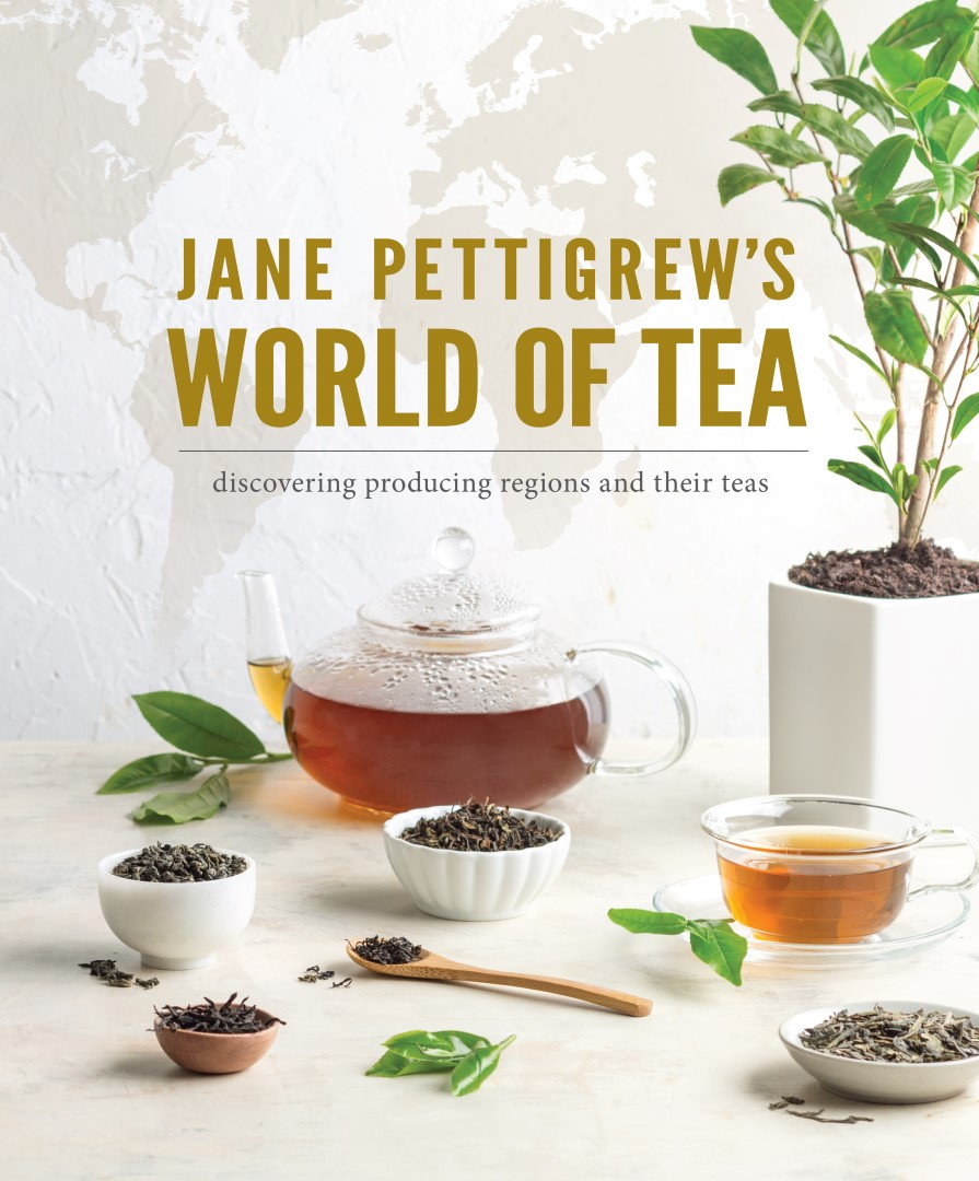 Jane Pettigrew World of Tea