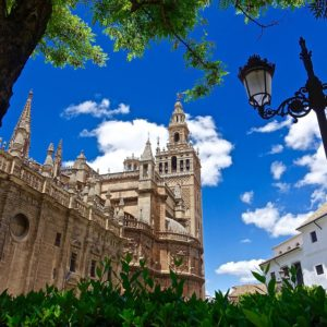 weekend in Seville