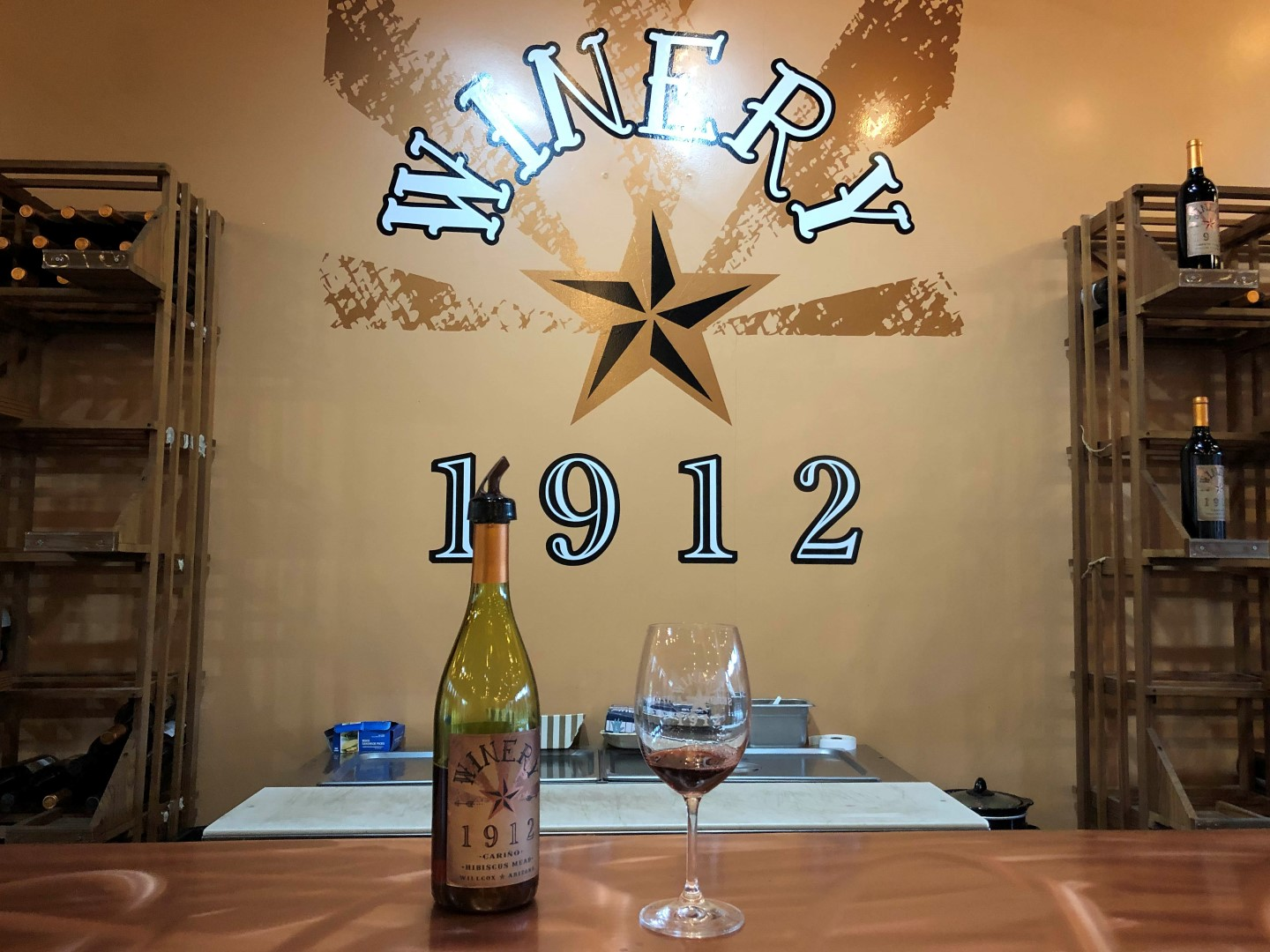 Winery 1912 (Photo by Sarah Cribari )