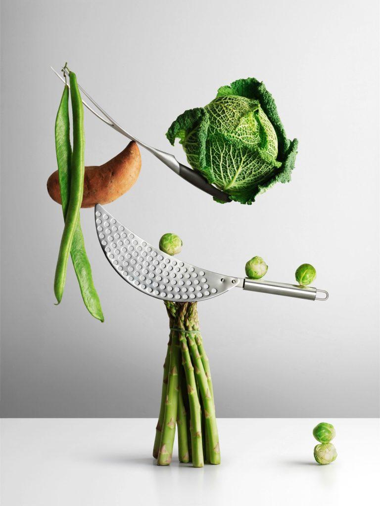 creating great food photos