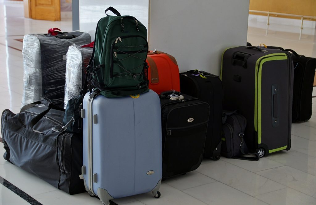 suitcase packing tips suitcases