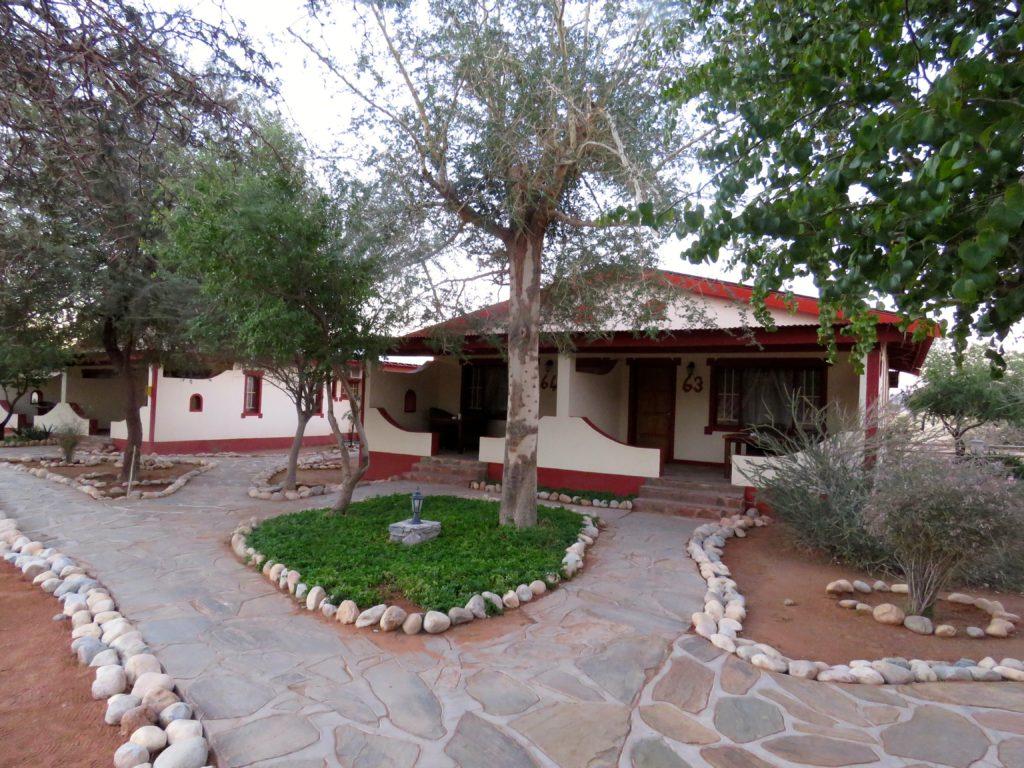 Chalets Lodge