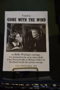 gone with the wind carriage
