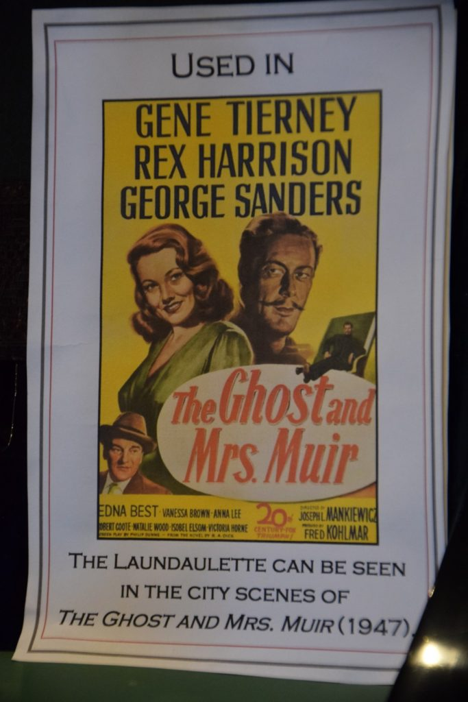 Ghost and Mrs. Muir moveie poster