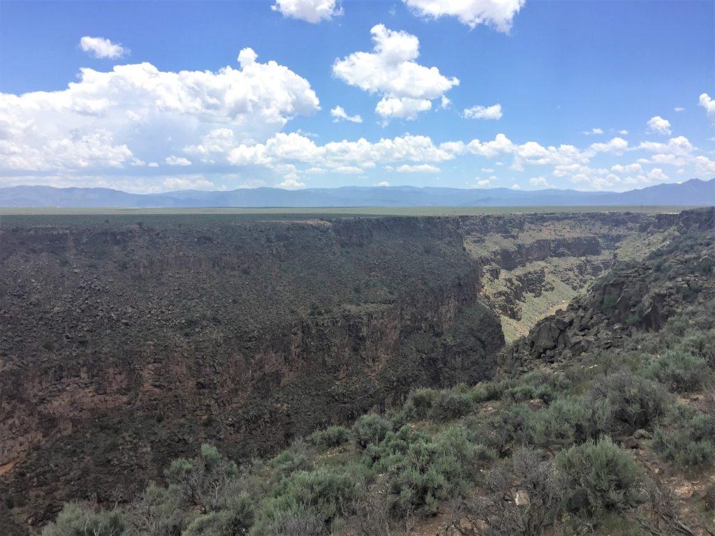 Rio Grande Gorge Taos
