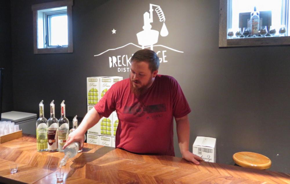 Breckenridge Colorado Breckenridge Distillery