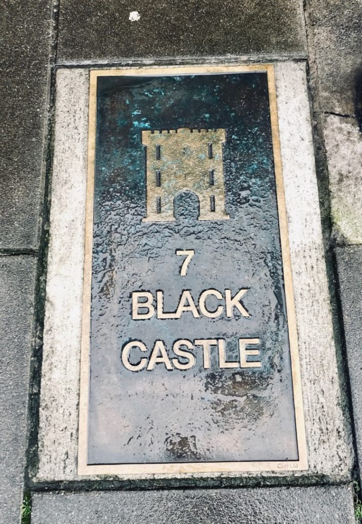 Dalkey Castle Black Castle