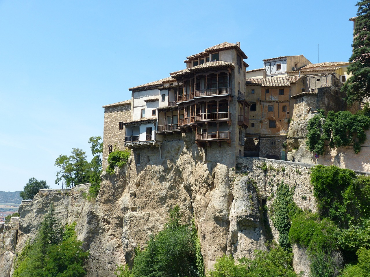 places to visit in Spain Cuenca