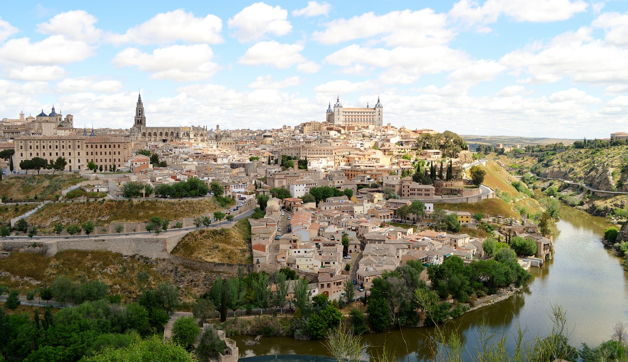 places to visit in Spain Toledo
