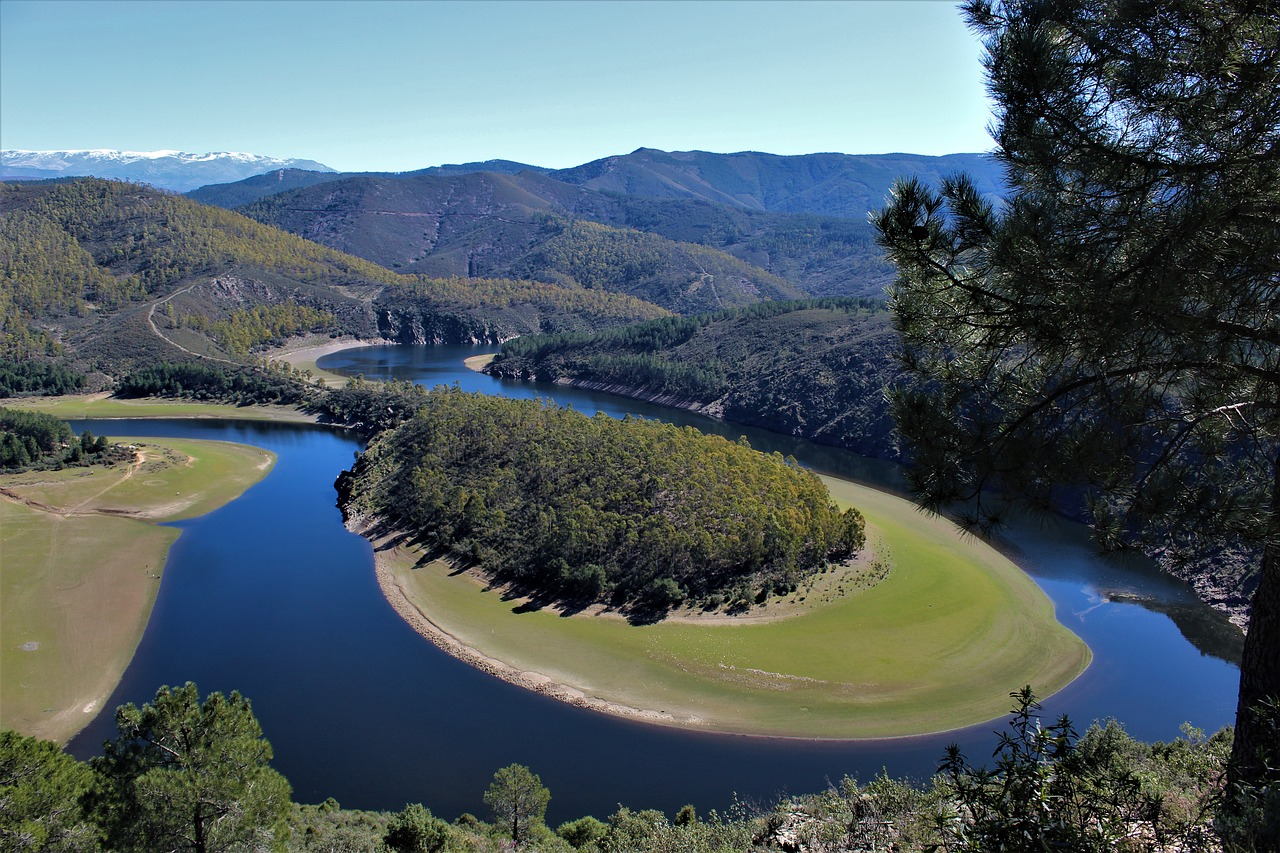 places to visit in Spain Extramadura
