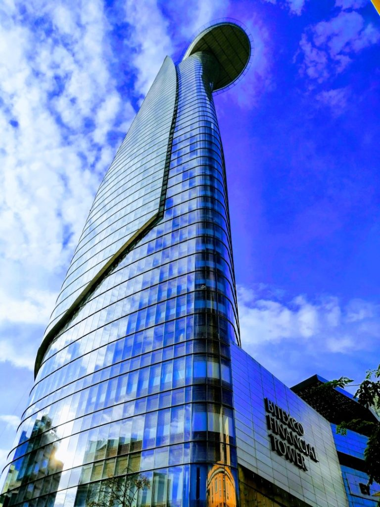 things to do in Ho Chi Mihn City Bitexco Financial Tower