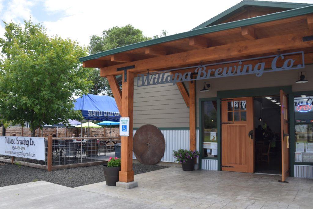 Willapa Brewing Company raymond tokeland and south bend washington