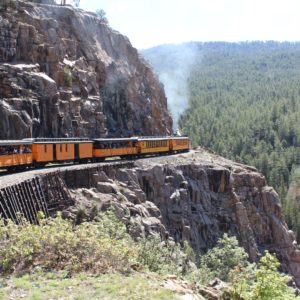 Durango and Silverton Narrow Gauge Railroad Durango Colorado