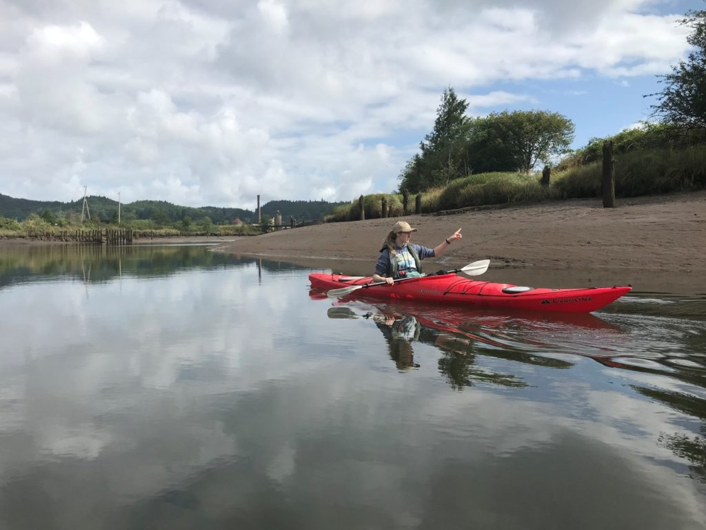 Tokeland Hotel Willapa Paddle Adventures