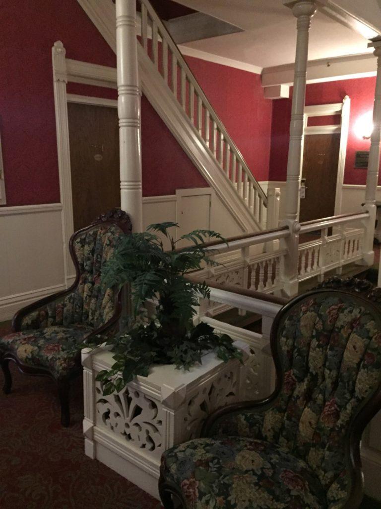 Strater hotel, durango Colorado