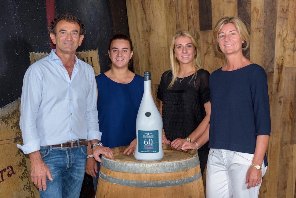 Travaglini family memmber Travaglini Estate Wines