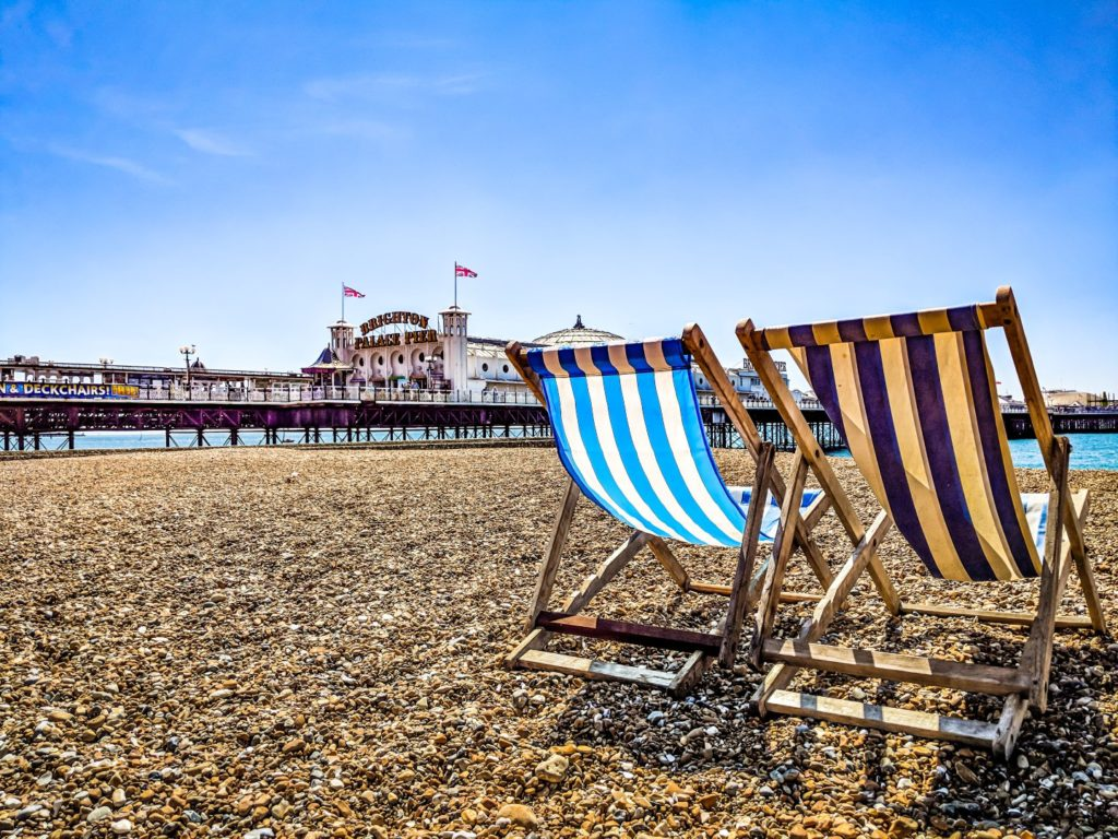 brighton beach great destinations in england