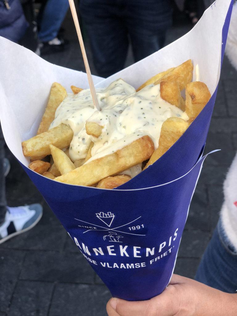 patat fries