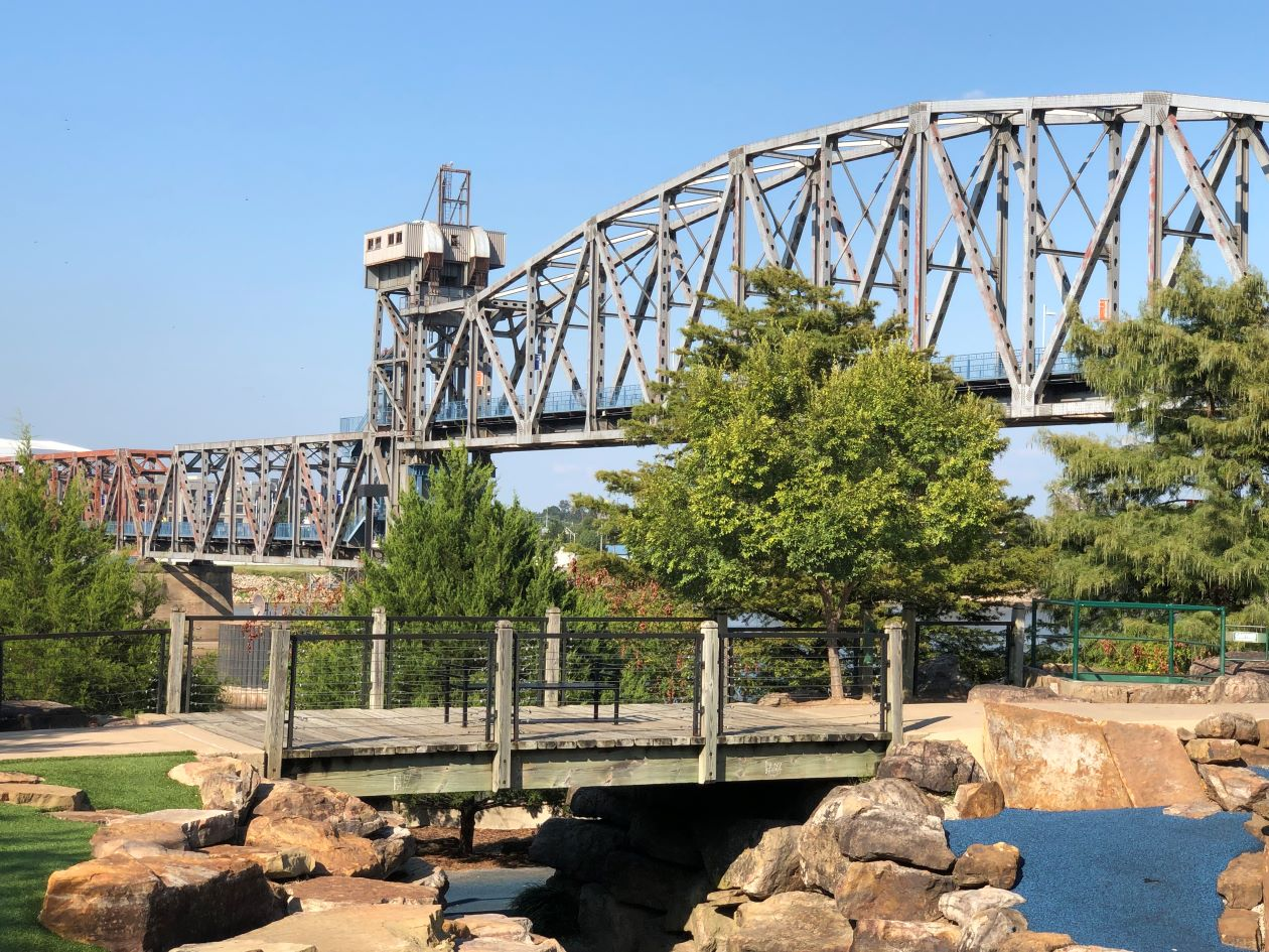 Little Rock's Junction Bridge