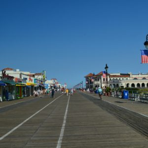 new jersey boardwalk